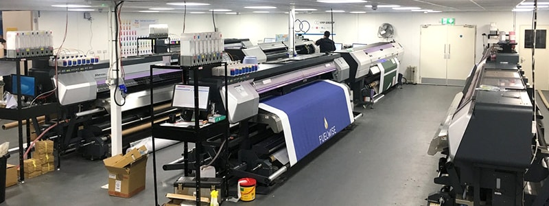 Your Print Partner Boost to British Manufacturing