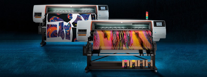 New HP S300 and S500 Dye Sublimation Printers Make World Debut